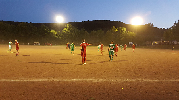 Saarlandpokal - TuS Eschringen gegen Auersmacher